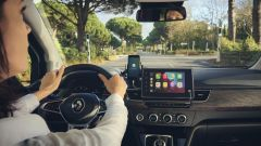 Nuova Renault Kangoo 2021: il posto guida