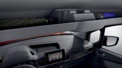 Nuova Renault Kangoo 2021: il vano sopra la testa