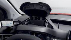 Nuova Renault Kangoo 2021: lo spazio dietro il cruscotto