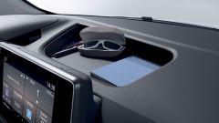 Nuova Renault Kangoo 2021: lo spazio dietro lo schermo centrale