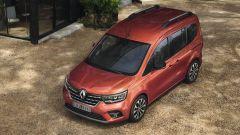 Nuova Renault Kangoo 2021: visuale dall'alto