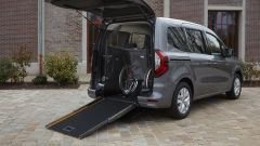 Renault Kangoo TPMR 2021, ecco la versione per trasporto disabili
