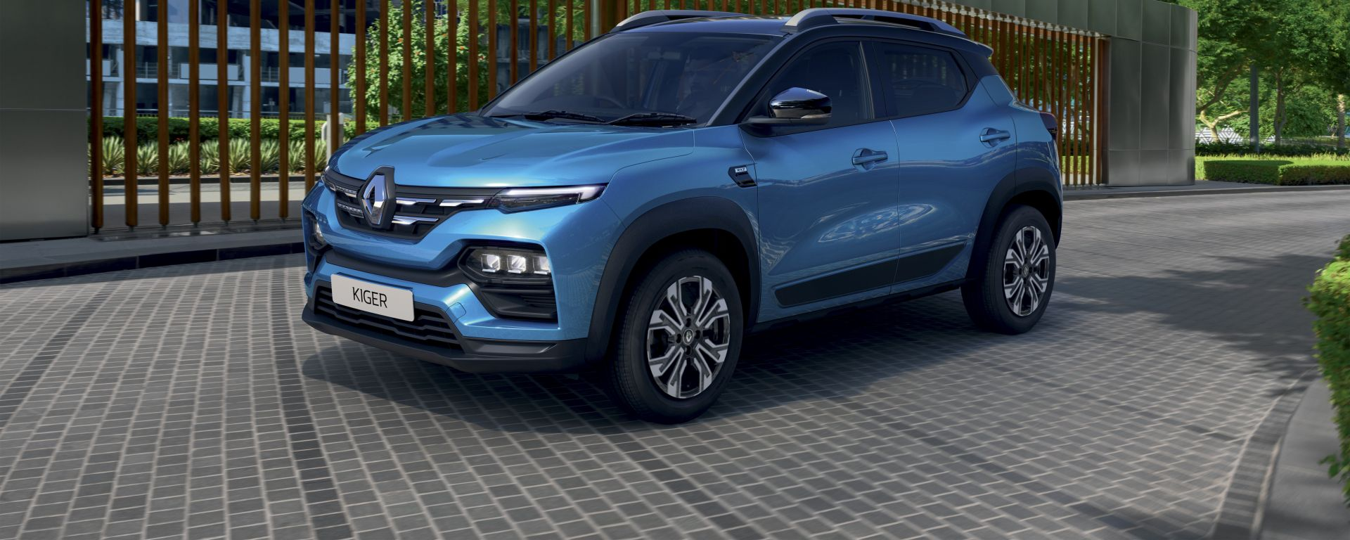 Nuova Renault Kiger