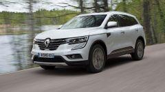 Nuova Renault Koleos 2017: state comodi, prima di tutto - Immagine: 1