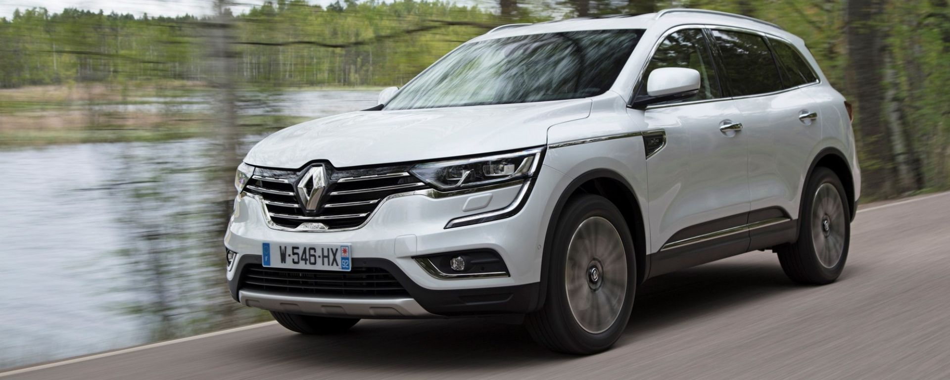 Nuova Renault Koleos 2017: state comodi, prima di tutto