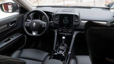 Nuova Renault Koleos, gli interni