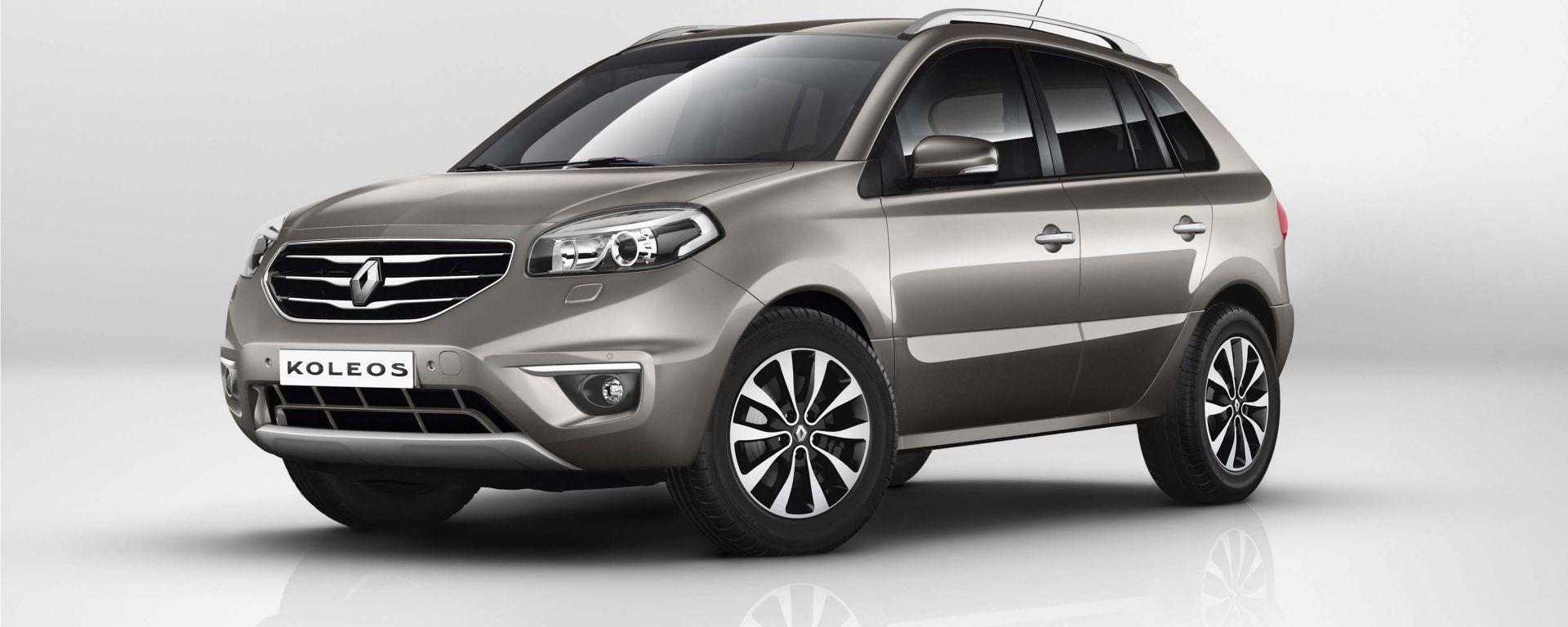 Nuova Renault Koleos