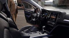 Nuova Renault Megane E-Tech: gli interni