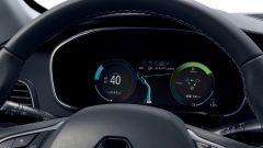 Nuova Renault Megane E-Tech: il cruscotto digitale