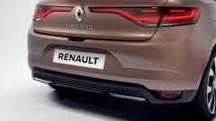 Nuova Renault Megane E-Tech: il posteriore