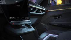 Nuova Renault Mégane elettrica, interni hi-tech. Le prime foto - Immagine: 2