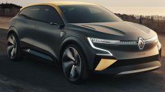 Nuova Renault Mégane elettrica, interni hi-tech. Le prime foto - Immagine: 6