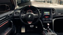 Nuova Renault Megane RS: ci sono anche le quattro ruote sterzanti  - Immagine: 5