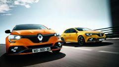 Nuova Renault Megane RS: ci sono anche le quattro ruote sterzanti  - Immagine: 7