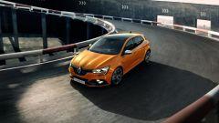 Nuova Renault Megane RS: ci sono anche le quattro ruote sterzanti  - Immagine: 8