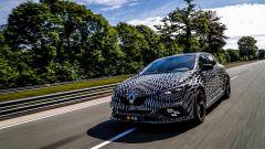 Nuova Renault Megane R.S. in pista a Montecarlo - Immagine: 1