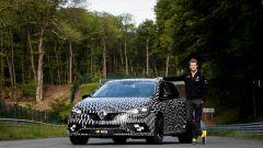 Nuova Renault Megane R.S. in pista a Montecarlo - Immagine: 4