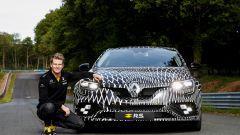 Nuova Renault Megane R.S. in pista a Montecarlo - Immagine: 5