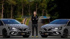 Nuova Renault Megane R.S. in pista a Montecarlo - Immagine: 6