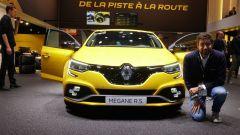 Nuova Renault Mégane RS Trophy, Salone di Parigi 2018