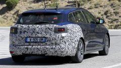 Nuova Renault Megane Sporter 2020: il fascione posteriore