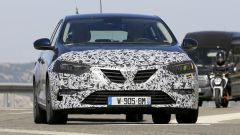 Nuova Renault Megane Sporter 2020: vista frontale