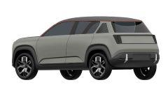 Renault 4, nuova vita in veste SUV compatto elettrico. I brevetti - Immagine: 2