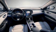Nuova Renault Talisman 2020: i nuovi interni