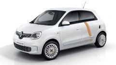 Nuova Renault Twingo Z.E: anteriore