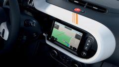 Nuova Renault Twingo Z.E: il display centrale