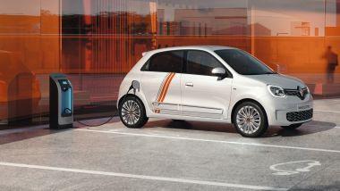 Nuova Renault Twingo Z.E: in carica