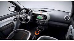 Nuova Renault Twingo Z.E: l'abitacolo