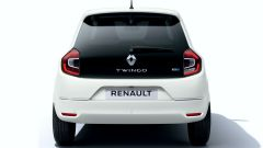 Nuova Renault Twingo Z.E: posteriore