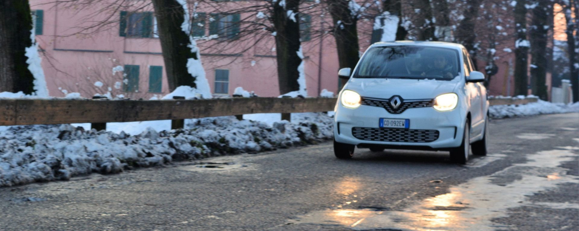 Nuova Renault Twingo Z.E.
