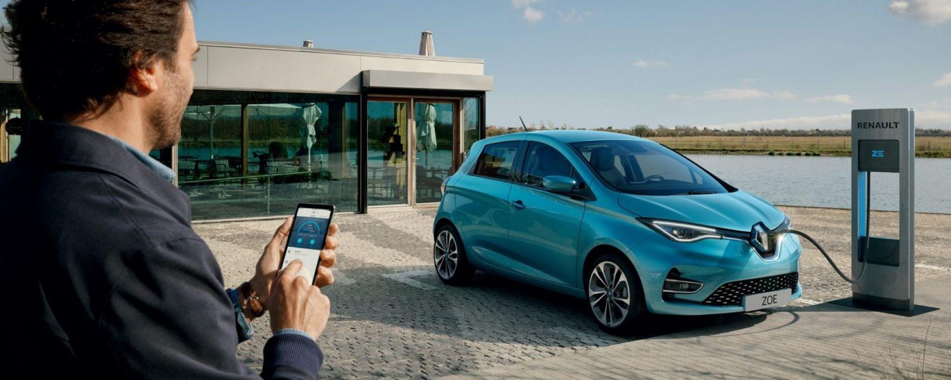 Nuova Renault ZOE: addio batteria a noleggio in UK
