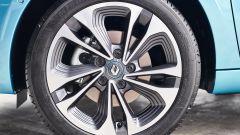Nuova Renault ZOE: dettaglio cerchi in lega