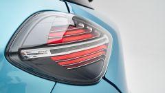 Nuova Renault ZOE: fari posteriori