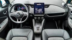 Nuova Renault ZOE: gli interni