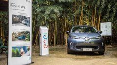 Nuova Renault Zoe: il caricatore Caméléon si adatta a qualsiasi presa di corrente