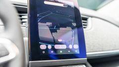 Nuova Renault ZOE: il display da 10