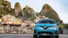 Nuova Renault ZOE: particolare anteriore