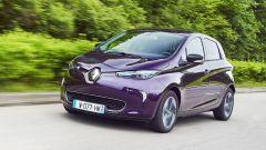 Renault Zoe R110, l'elettro-citycar acquista potenza - Immagine: 2
