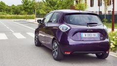 Renault Zoe R110, l'elettro-citycar acquista potenza - Immagine: 5