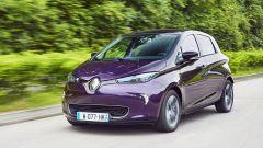 Renault Zoe R110, l'elettro-citycar acquista potenza - Immagine: 13