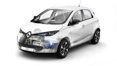 Renault Zoe R110, l'elettro-citycar acquista potenza - Immagine: 19