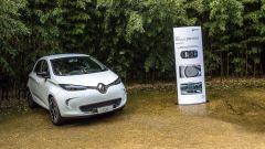 Nuova Renault Zoe: ricarica e precondizionamento anche da remoto