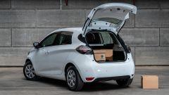 Renault Zoe Van, l'elettrica dei professionisti. Come cambia - Immagine: 1