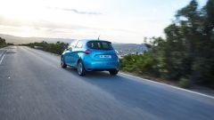 Nuova Renault ZOE: vista posteriore