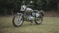 Nuova Royal Enfield Bullet Trials Works Replica 500
