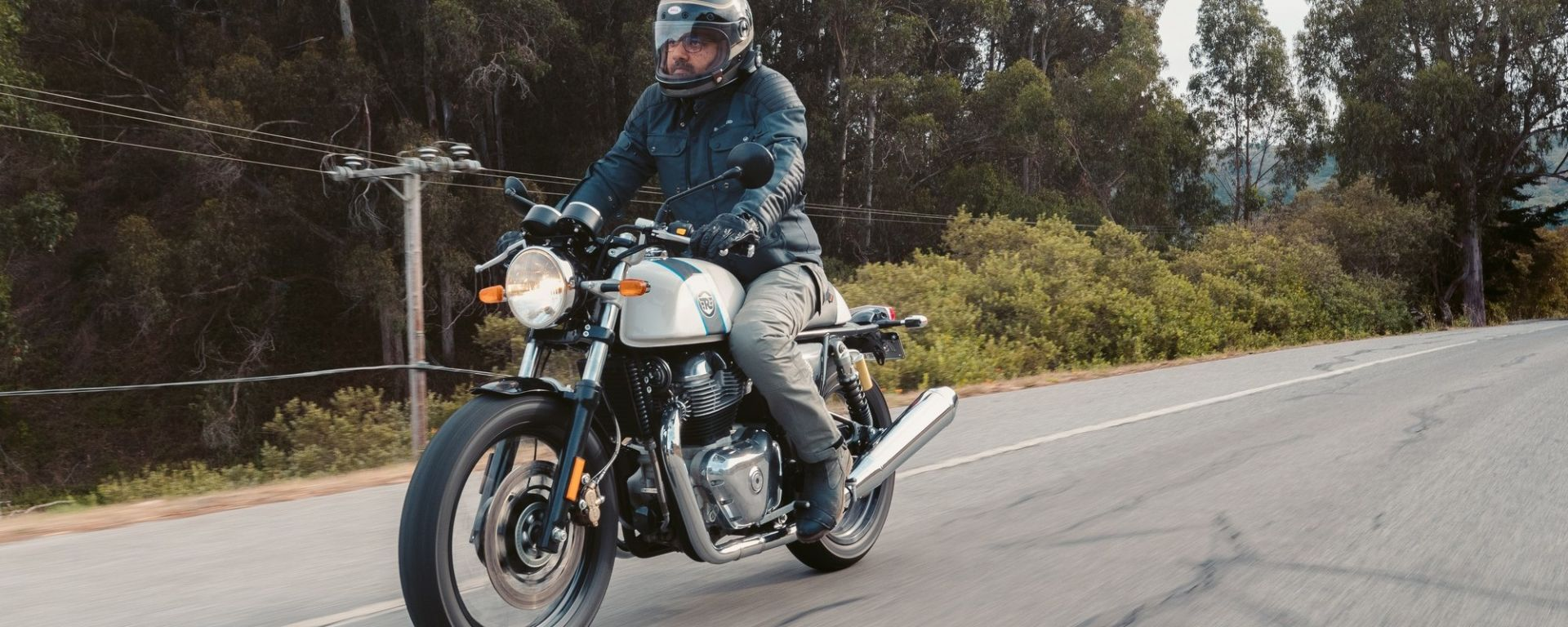 Nuova Royal Enfield Continental GT 650